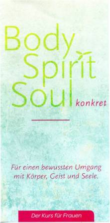 Body spirit soul homep